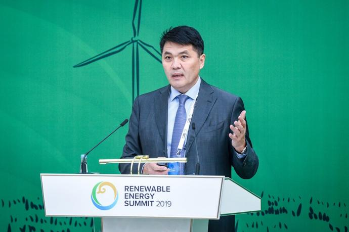 KAZAKH INVEST презентовал меры господдержки проектов ВИЭ в рамках Renewable Energy Summit 2019